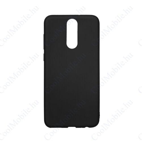 Forcell Soft szilikon hátlap tok Samsung A920 Galaxy A9 (2018), fekete