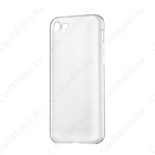 Honor 6 Plus Ultra Slim 0.3 mm szilikon hátlap tok, átlátszó