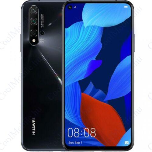 HUAWEI Nova 5T Dual SIM kártyafüggetlen okostelefon, fekete