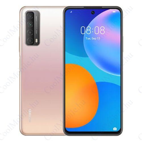 Huawei P Smart 2021 128GB 4GB Dual arany, Gyártói garancia