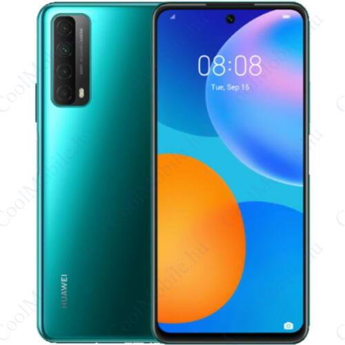 Huawei P Smart 2021 128GB 4GB Dual zöld, Gyártói garancia