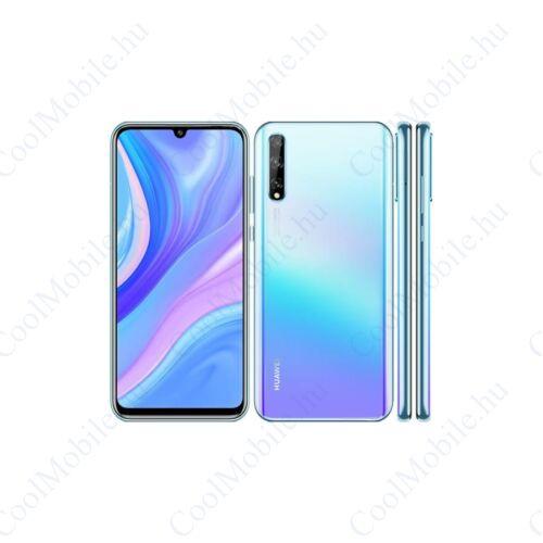 Huawei P Smart S (2020) 128GB 4GB Dual, jégkristály kék, Gyártói garancia