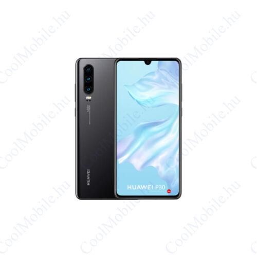 Huawei P30 128GB Dual SIM, fekete