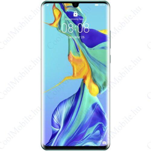 Huawei P30 Pro 512GB Dual Sim, aurora kék, Kártyafüggetlen