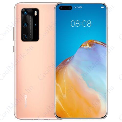 Huawei P40 5G 128GB 8GB Dual arany, Gyártói garancia