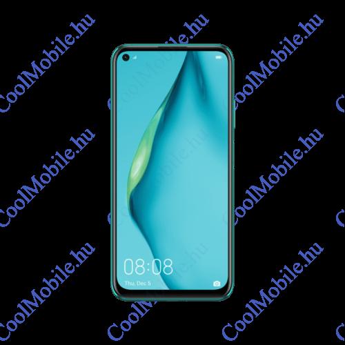 Huawei P40 Lite 128GB 6GB Dual SIM, smaragd zöld, kártyafüggetlen 2 év gyártói garancia