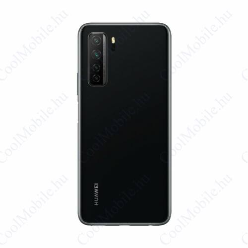Huawei P40 Lite 5G 128GB 6GB Dual fekete, Gyártói garancia