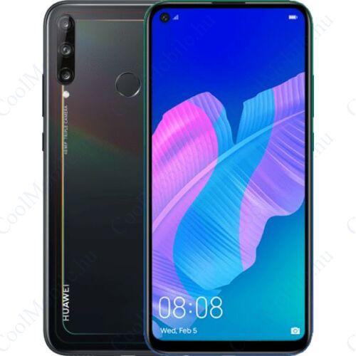 Huawei P40 Lite E 64GB Dual SIM, fekete, 2 év Gyártói garancia