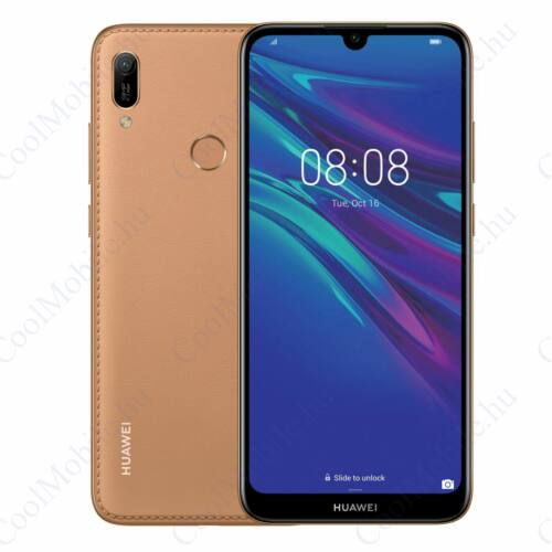 Huawei Y6 2019 32GB Dual, barna