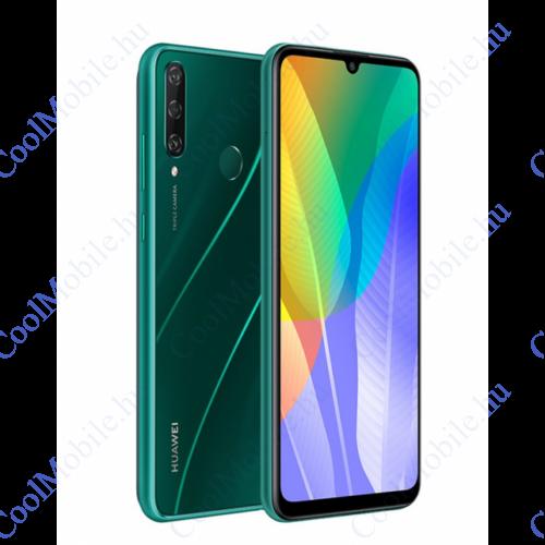 Huawei Y6P 64GB 3GB Dual zöld gyártói garancia