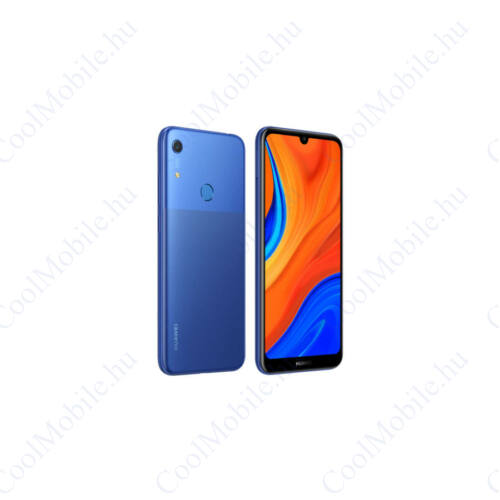Huawei Y6s (2019) Dual SIM, kék, kártyafüggetlen 2 év gyártói garancia
