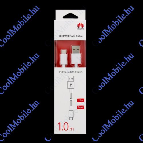 Huawei gyári AP51 Type-C adatkábel, fehér
