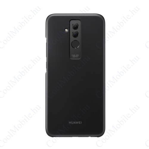Huawei Mate 20 Lite Protective Case, gyári tok, fekete