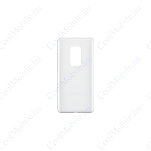 Huawei Mate 20 Protective Case, gyári tok, átlátszó