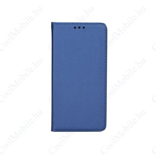 Magnet Apple iPhone 6/6s mágneses flip tok, kék