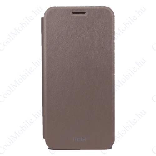Mofi Mintás PU Bőr flip tok Mi A2 Lite/ Redmi 6 Pro, arany