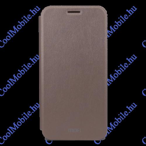 Mofi Mintás PU Bőr flip tok Xiaomi Mi 8 Lite, arany