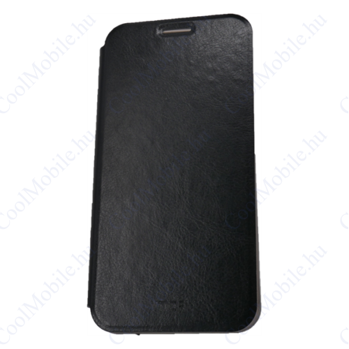 Mofi PU Bőr flip tok Xiaomi Redmi 6A, fekete