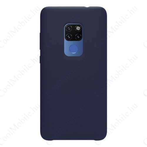 Nillkin Flex Pure Huawei Mate 20, műanyag tok, kék