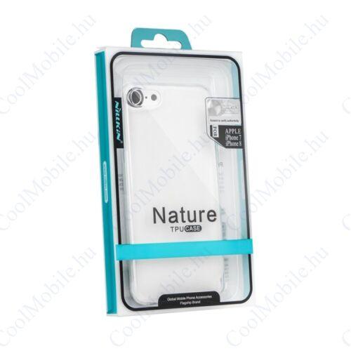 Nillkin Nature Huawei P30 Lite, szilikon tok, átlátszó