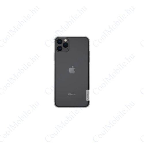 Nillkin Nature Apple iPhone 11 Pro Max, szilikon tok, átlátszó