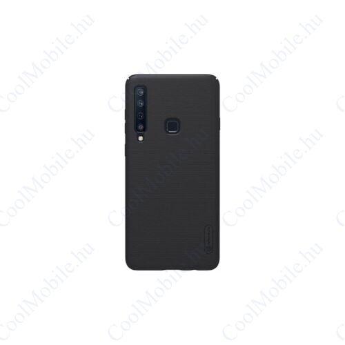 Nillkin Super Frosted Samsung A920 Galaxy A9, műanyag tok, fekete
