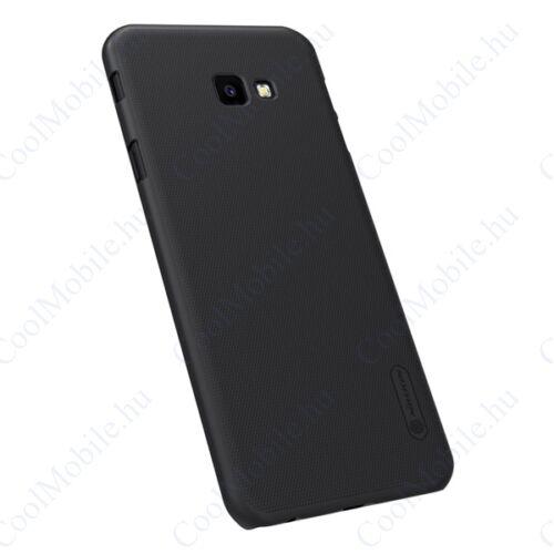 Nillkin Super Frosted Samsung J415 Galaxy J4+, műanyag tok, fekete