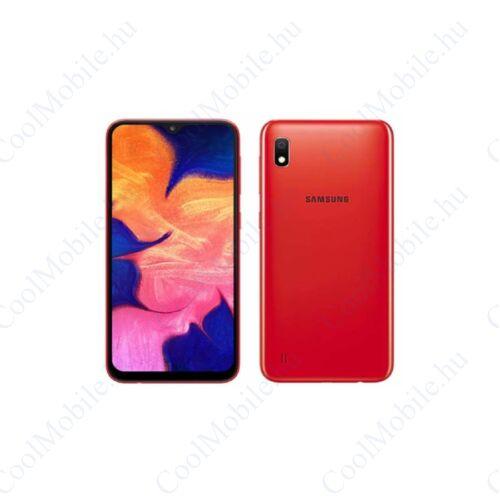 Samsung A10 A105 2GB Ram 32GB Dual, piros