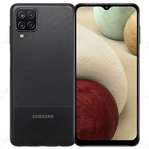 Samsung Galaxy A12 128GB 4GB RAM Dual, fekete, Gyártói garancia