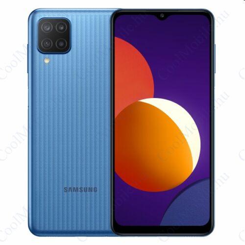 Samsung Galaxy M12 128GB 4GB RAM Dual (M127F) kék