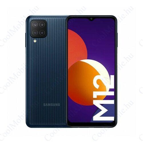 Samsung Galaxy M12 64GB 4GB RAM Dual fekete