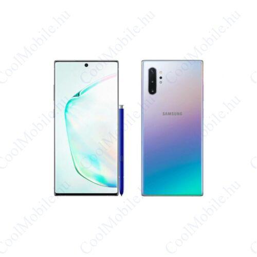 Samsung Galaxy Note 10 256GB Dual N970 Mobiltelefon ezüst