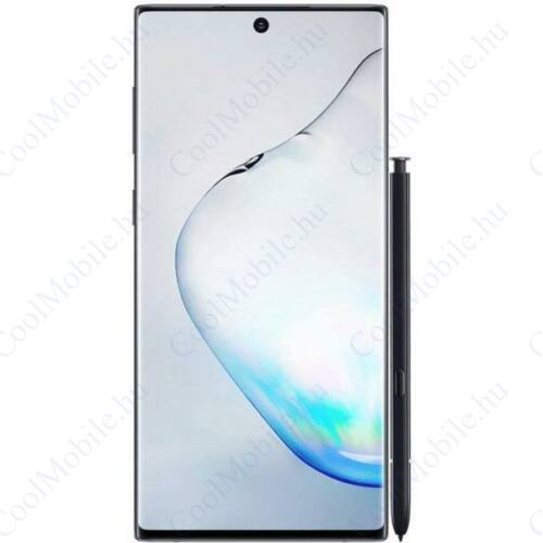 Samsung Galaxy Note 10+ N975 Dual SIM, 256GB, fekete