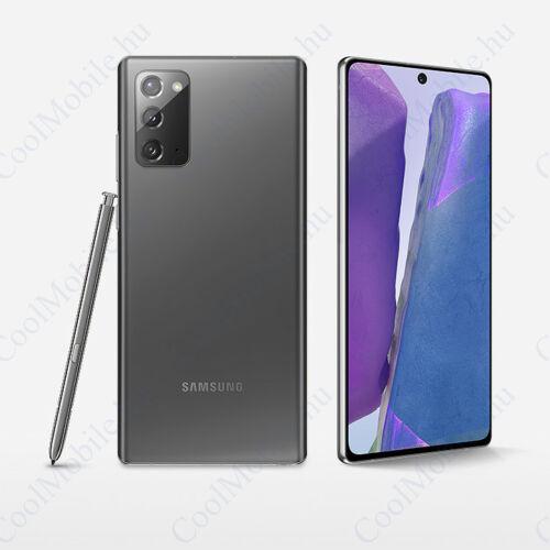 Samsung Galaxy Note 20 N980 256GB 8GB Dual szürke, Gyártói garancia