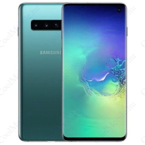 Samsung G973F Galaxy S10 128GB Dual Sim, zöld