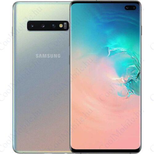 Samsung G973F Galaxy S10 128GB Dual Sim, ezüst