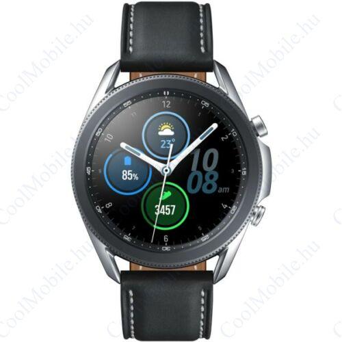 Samsung Galaxy Watch 3 okosóra 45mm (SM-R840), ezüst
