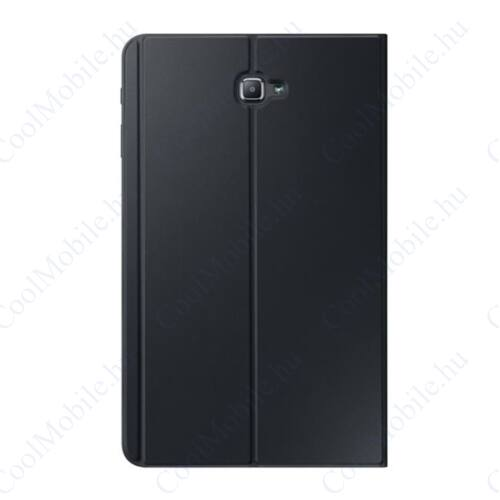 Samsung T580 Galaxy Tab A 10,1 (2016) Book Cover, gyári flip tok, fekete, EF-BT580PB