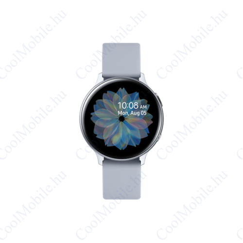 Samsung Galaxy Watch Active 2 44mm (SM-R820) alumínium - ezüst
