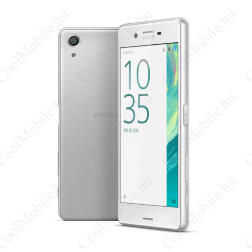 Sony Xperia X Performance 32GB F8131 fehér 1 év garancia