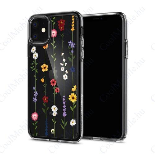 Spigen Ciel Cyrill Apple iPhone 11 Flower Garden tok, virág