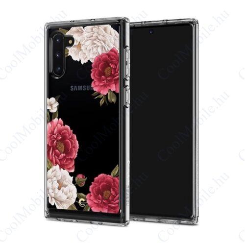 Spigen Ciel Cyrill Samsung Galaxy Note 10 Cecile tok, virág