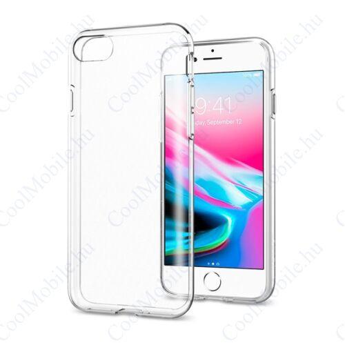 Spigen Liquid Crystal 2 Apple iPhone SE(2020)/8/7 Crystal Clear tok, átlátszó