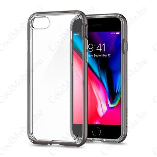 Spigen Neo Hybrid Crystal 2 Apple iPhone SE(2020)/8/7 Gunmetal tok, szürke