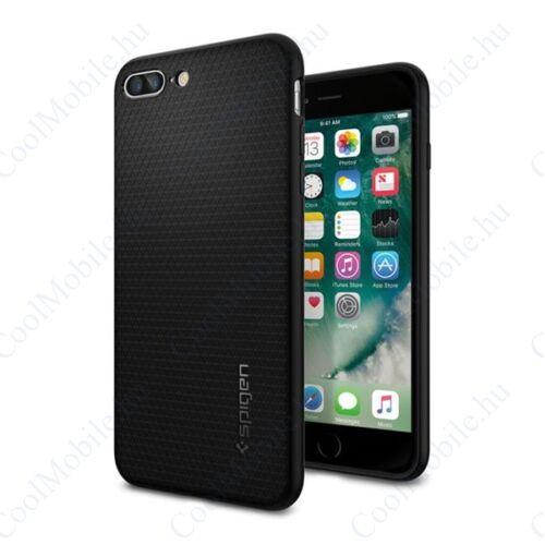 Spigen Liquid Air Armor Apple iPhone 8 Plus/7 Plus Black tok, fekete