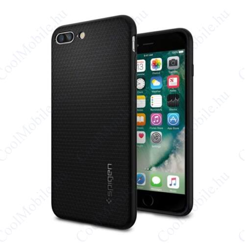 Spigen Liquid Air Armor Apple iPhone 8 Plus/7 Plus Black tok, fekete