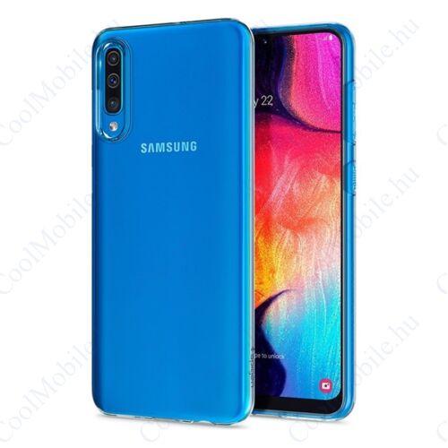 Spigen Liquid Crystal Samsung Galaxy A50/A50s/A30/A30s Crystal Clear tok, átlátszó