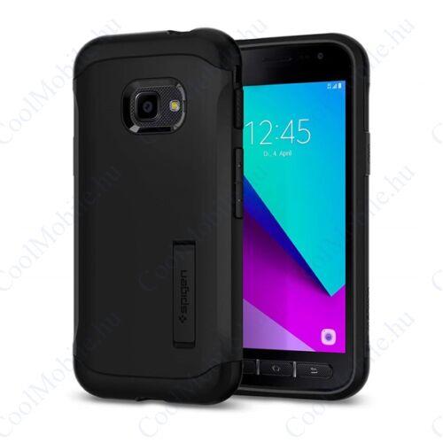 Spigen Slim Armor Samsung Galaxy Xcover 4S/4 Black tok, fekete