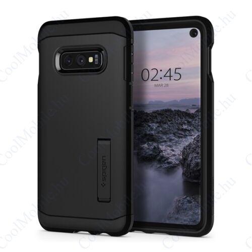 Spigen Tough Armor Samsung Galaxy S10e Black tok, fekete