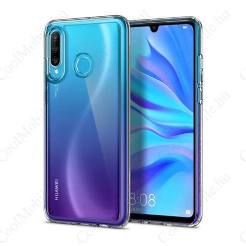 Spigen Ultra Hybrid Huawei P30 Lite Crystal Clear tok, átlátszó